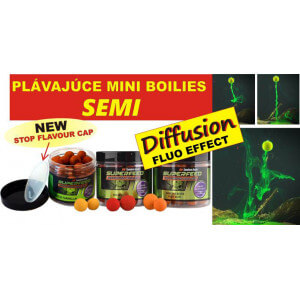 Boilie Tandem Baits SuperFeed Diffusion Mini Pop Up