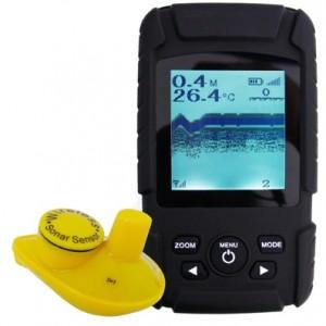 Bezdrôtový nahadzovací sonar 180m