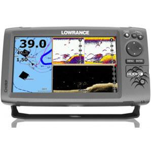 Sonar LOWRANCE Hook-9  Chirp/ DSI sonar GPS
