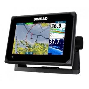 Dotykový sonar SIMRAD GO7 TotalScan 60°/120°, 30°/55°, 180°