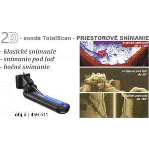 Sonda LOWRANCE TotalScan Chirp/ DSI