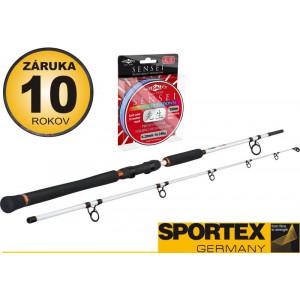 Prúty SPORTEX Turbo Cat Spin
