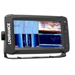 Dotykový sonar LOWRANCE Elite-9Ti bez sondy