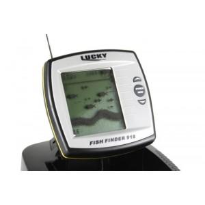 Bezdrôtový sonar LUCKY Fish Finder 918