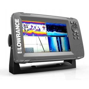 Sonar LOWRANCE Hook2 7X GPS Tripleshot
