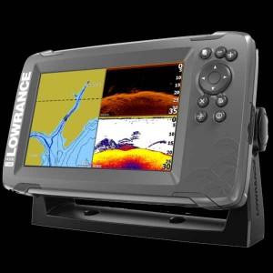 Sonar LOWRANCE Hook2 7X GPS Chirp + DSI