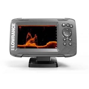 Sonar LOWRANCE Hook2 5x HDI GPS SplitShot