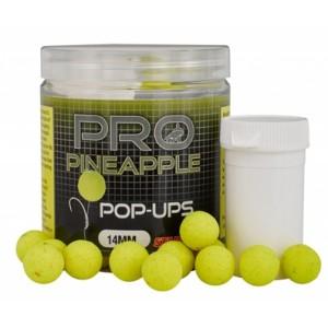 Plávajúce boilies STARBAITS Probiotic Pop Up Pineapple