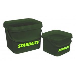 Hranaté vedro STARBAITS STB Square Bucket