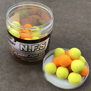 Boilie STARBAITS Concept N.F.S Fluo Pop Up