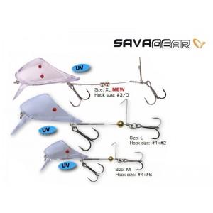 Systém SAVAGE Gear 4Play Lip Scull UV Clear