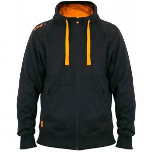 Mikina FOX Black/ Orange Lightweight Zipped Hoody