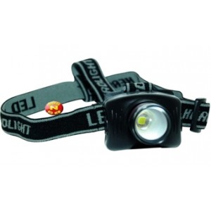 Čelovka ZEBCO LED High Power Zoom Headlamp