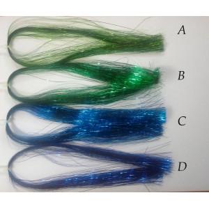 Jemné vlasy Flash hair