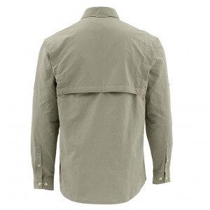 Obrázek 2 k Košile SIMMS Guide Shirt Dark Khaki