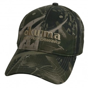 Šiltovka OKUMA Full Back Camouflage Hat