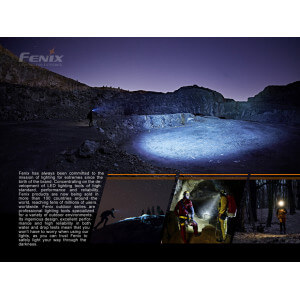 Obrázok 5 k Nabíjacia čelovka FENIX HM65R-T