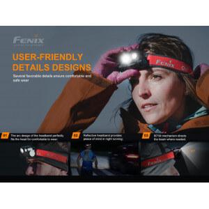 Obrázok 10 k Nabíjacia čelovka FENIX HM65R-T