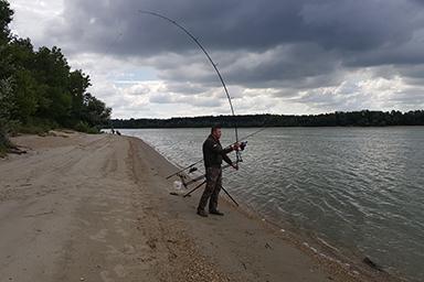 Navrátenie na Dunaji.