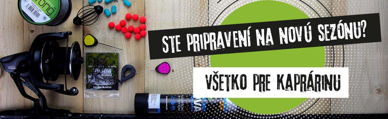 Kaprárina v OKfish.sk